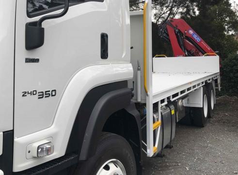 10T Isuzu Crane Truck - Brand NEW 3