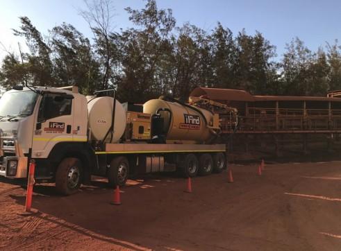 11,500L Vacuum Excavation Truck 2
