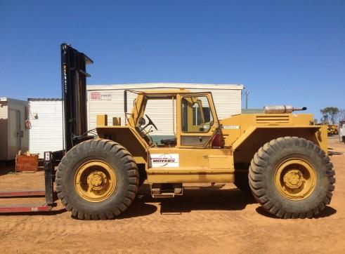 11 tonne Liftking forklift 1