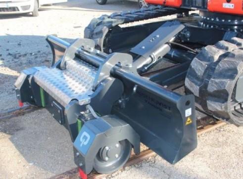 11.5T  ECM ES 95 HR Hy-Rail Excavator 1
