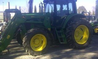 110HP John Deere 6420 Premium Tractor with Cabin & Loader 1