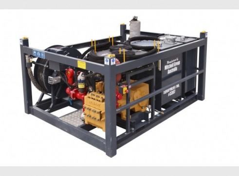 115GPM HV Mud Pump -Adelaid 1