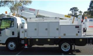 11m EWP Truck 1