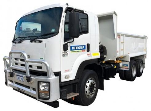 11M Tip Truck - Mine Spec Single Cab
