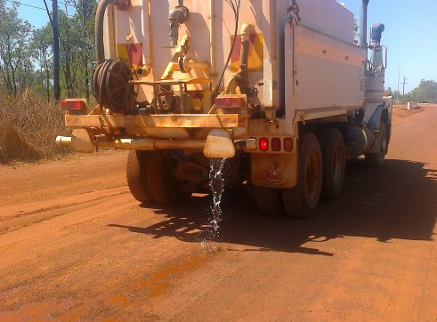 12,000L MAC Water Truck / Tipper - Mine Spec if required 1