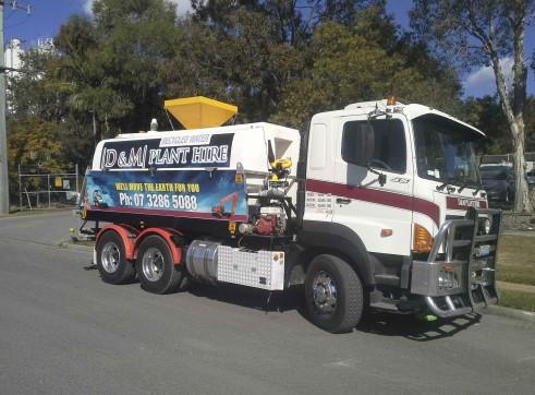 12,000L Water Truck 3