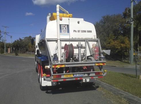 12,000L Water Truck 2