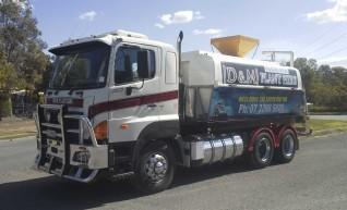 12,000L Water Truck 1