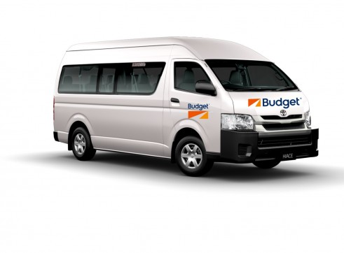 12 Seater Bus 1