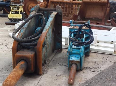 12 Ton to 16 Ton Zero Tail Offset boom Excavator Kobelco SK135SR 4