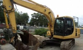 12 tonne excavator 1