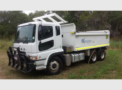 12.5T Tipper Full Mine Spec 1