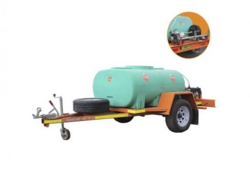 1200L Water Cart - Trailer Mounted