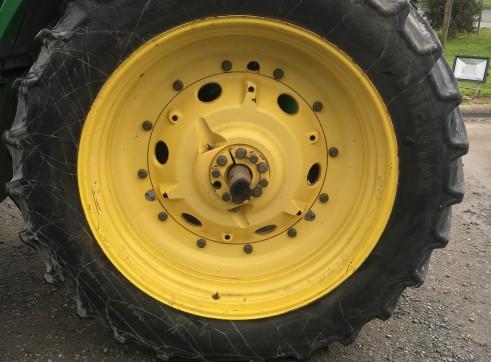 120HP John Deere 7410 Tractor 10