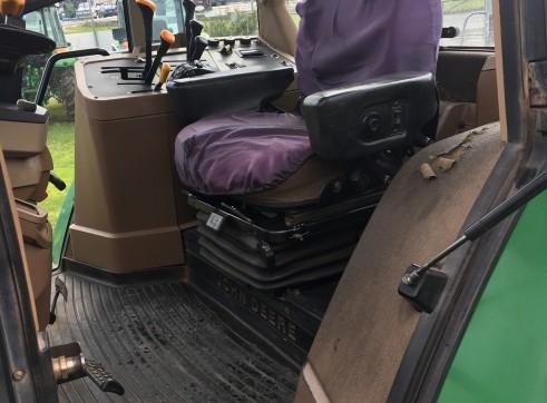 120HP John Deere 7410 Tractor 14
