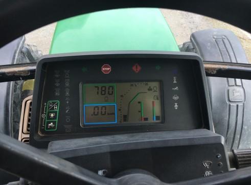 120HP John Deere 7410 Tractor 17