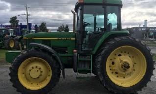 120HP John Deere 7410 Tractor 1