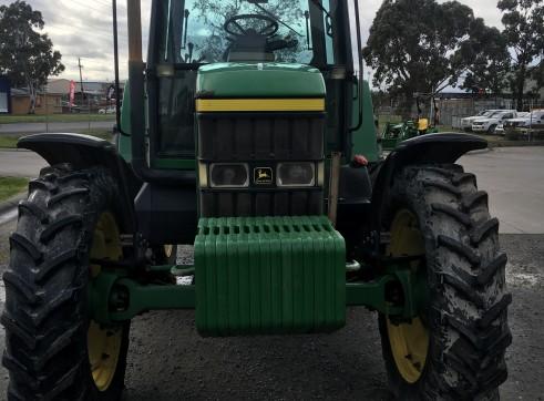120HP John Deere 7410 Tractor 3