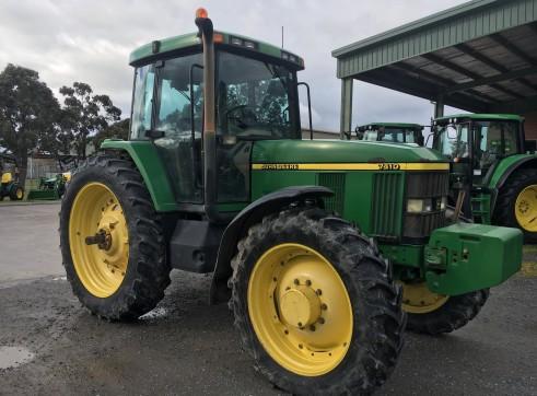 120HP John Deere 7410 Tractor 4