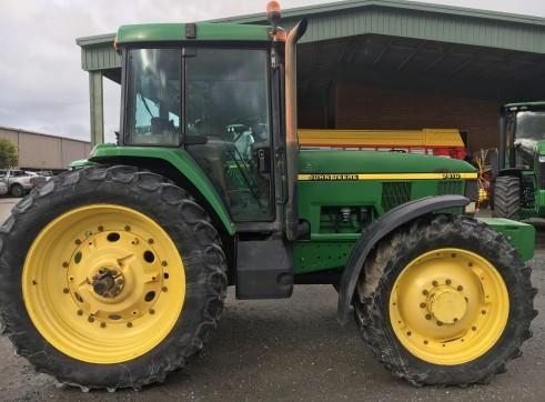 120HP John Deere 7410 Tractor 5