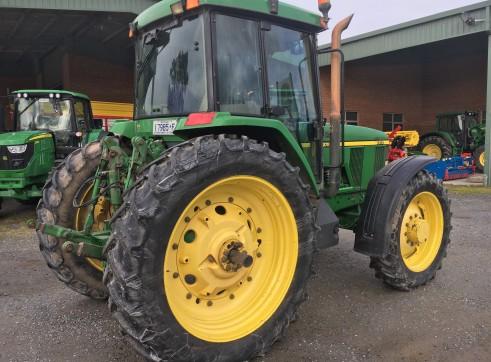 120HP John Deere 7410 Tractor 6