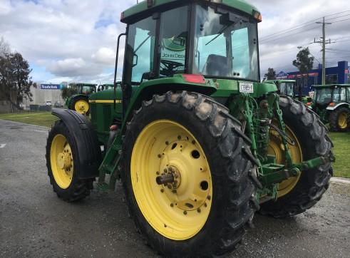 120HP John Deere 7410 Tractor 9