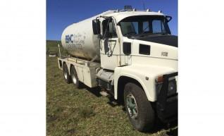 12,500L Water Truck 1