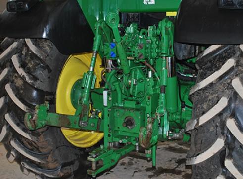 125Hp John Deere 6530 Premium Tractor with Cabin Only 3