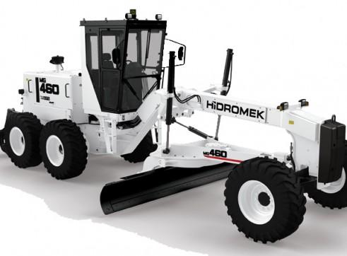 12FT Hidromek HMK 460 Motor Grader 3