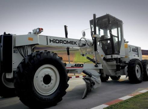 12FT Hidromek HMK 460 Motor Grader