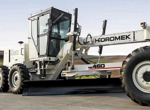 12FT Hidromek HMK 460 Motor Grader 2