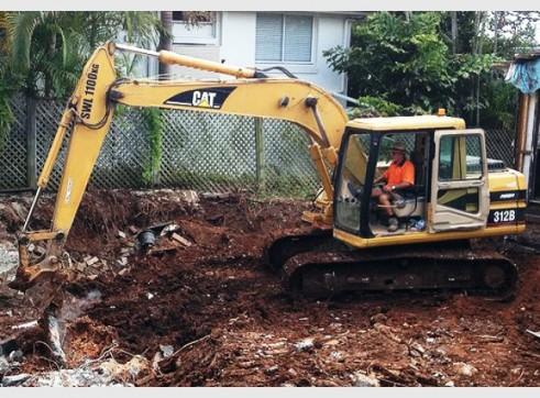 12T Excavator