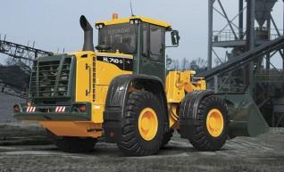 12T Wheel Loader HL740-9 1