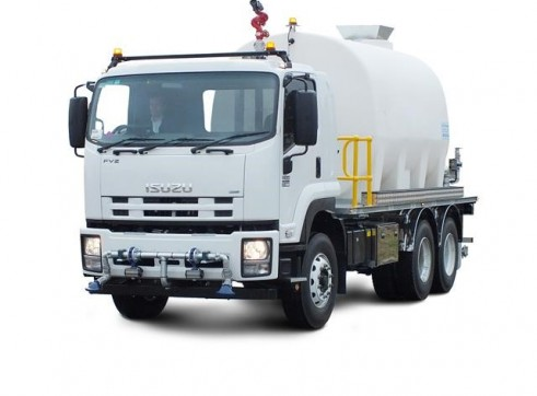 13,000L 6x4 Single Cab Water Cart