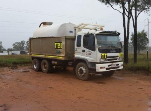 13,000L Body Water Truck 2