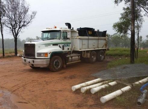 13,000L Potable Water Truck  1