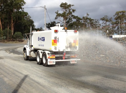 13,000L Water Carts - Canon - Rops 2