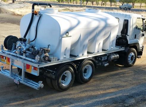 13,000L Water Truck 1