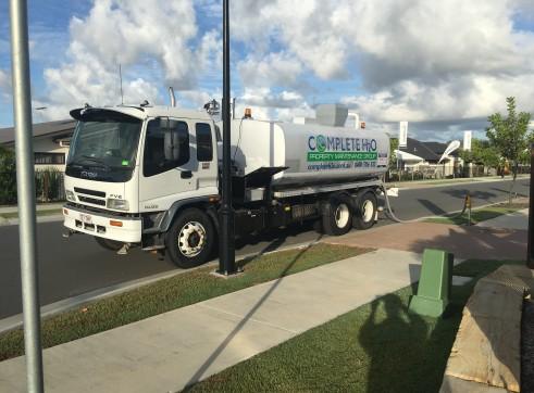 13,500Ltr Water Truck Isuzu FVZ1400 Series 1