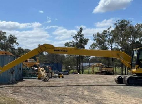 13 ton 12.5 metre Longreach Excavator 2