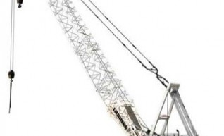 130T Liebherr LR1130 Crawler Crane 1