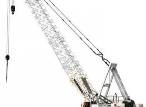 130T Liebherr LR1130 Crawler Crane