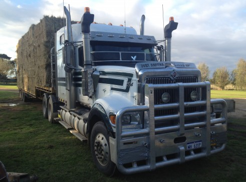 131t R/T rated Prime mover with HYD 3