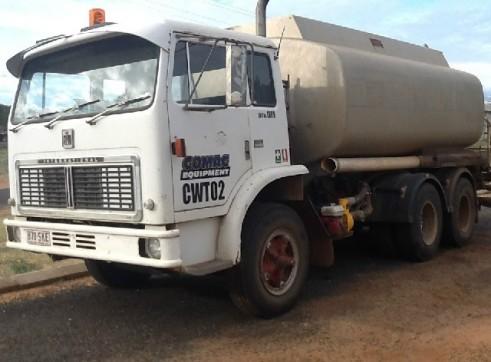 13500L Water Truck 1