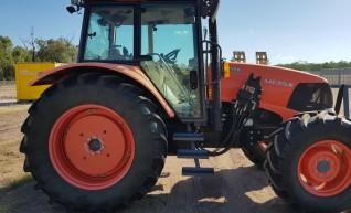 135HP Kubota MX135 4WD Tractor 1