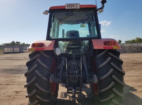 135HP Kubota MX135 4WD Tractor 2