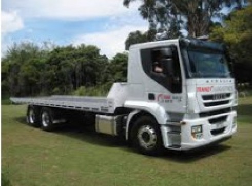 13T 6x4 Single Cab Tilt Tray