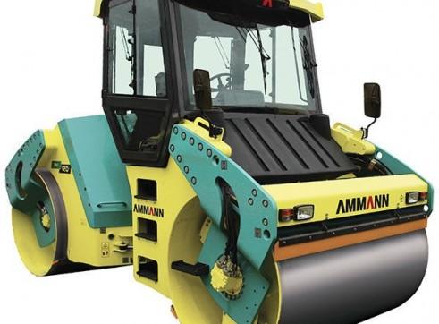 13T Ammann AV 130 X Tier 3 Articulated Tandem Roller 1