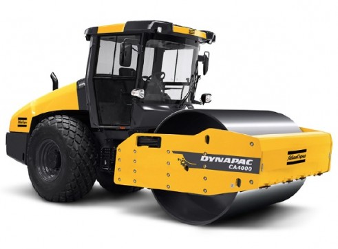 13T Dynapac Smooth Drum Roller 1