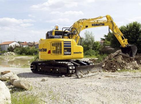 13T Excavator 1